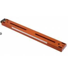 Slitta 340 mm arancione