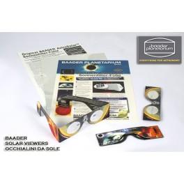 Filtro Astrosolar A4 e occhialini