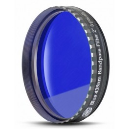 Filtro blu scuro 50.8mm 435nm