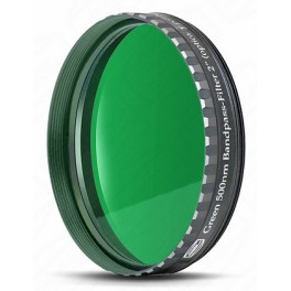 Filtro verde 50.8mm 500nm