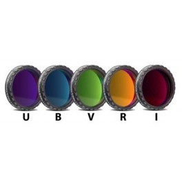 Set di Filtri Fotometrici UBVRI 31.8mm