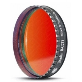 Filtro R (Rosso) da 50.8mm