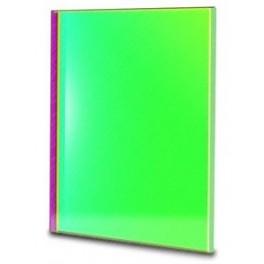 Filtro G (Verde) quadrato da 65x65mm