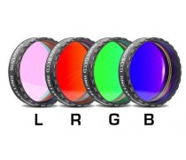 Set LRGB parafocali 31,8mm