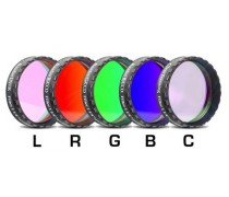Set LRGBC parafocali 31,8mm