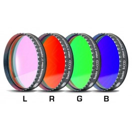 Set LRGB parafocali 50,8mm