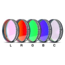 Set LRGBC parafocali 50,8mm