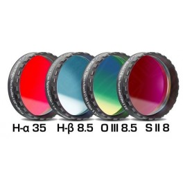 Set filtri banda stretta 31,8mm CCD e reflex