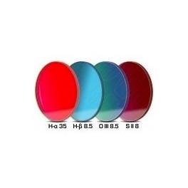 Set filtri banda stretta 50,8mm senza cella CCD e reflex