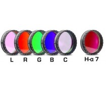 Set LRGBC + H-alpha (7nm) 31,8mm