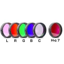 Set LRGBC + H-alpha (7nm) 31,8mm