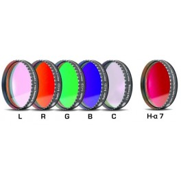 Set LRGBC + H-alpha (7nm) 50,8mm