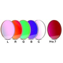 Set LRGBC + H-alpha (7nm) 50,4mm