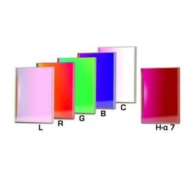 Set LRGBC + H-alpha (7nm) 65x65mm