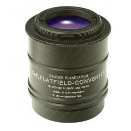 Super-Barlow Fluorite Flatfield Converter