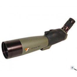 Spotting Scope Ultima ED 80mm 20-60x 80mm Zoom- 45°