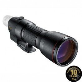 Nikon Edg 85 VR corpo dritto