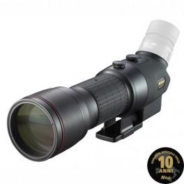 Nikon Edg 85-A VR corpo angolato