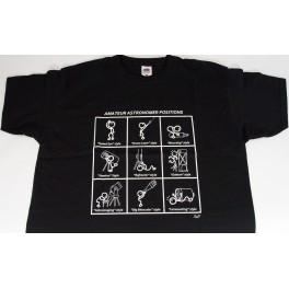 T-shirt taglia XL