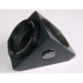 Diagonale Prismatico 90° con filettatura T-2 - 32 mm