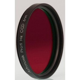 Filtro Astronomik H-alpha CCD 6nm 50,8mm