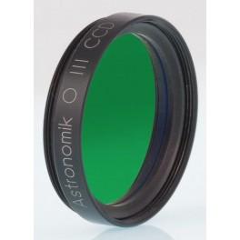 Filtro Astronomik OIII CCD 12nm 31,8mm