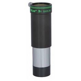 Barlow TeleVue 3x da 31.8mm - acromatica