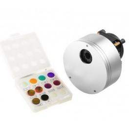 QHY Minicam5F + LRGB e filtro nero