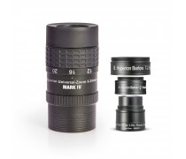 Hyperion Zoom 8-24mm + Lente Barlow 2,25x