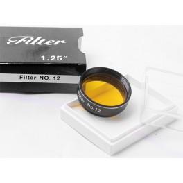 Filtro Giallo W12 31,8mm