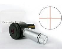 Oculare Ploss da 12,5mm con reticolo illuminato