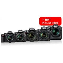 Modifica Full Spectrum Nikon Aps-c + Brt
