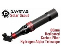Telescopio solare Daystar Scout 80 Chromosphere