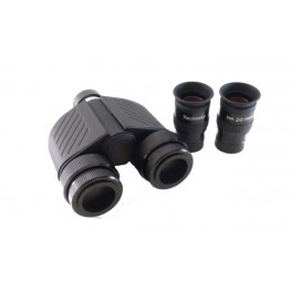Torretta binoculare con oculari WA 20mm