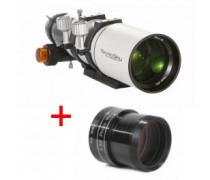 Apo Tecnosky 80/480mm V2 + spianatore 0.8x