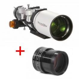 Apo SLD 80/480mm V2 + spianatore 0.8x