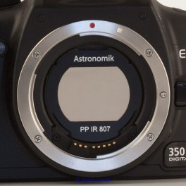 Astronomik Proplanet 807 IR clip per Canon EOS APS C