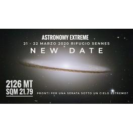 Astronomy eXtreme 2020