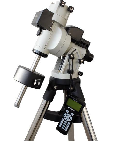 iOptron iEQ30 Pro – Montatura Equatoriale GoTo, Capacità di carico fino a 13,5 kg