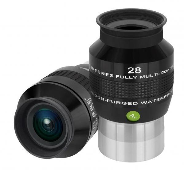 OculareExplore Scientific conbarilotto da 50.8mm- campo apparente 68°- lunghezza focale 28mm