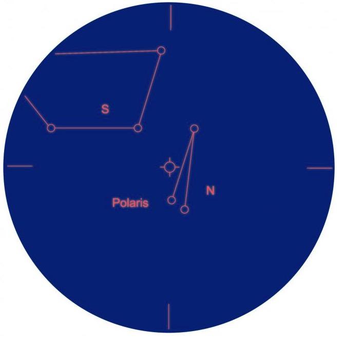 Cercatore Explore Scientific 8x50 angolato - 90° immagine raddrizzata con Prisma di Amici