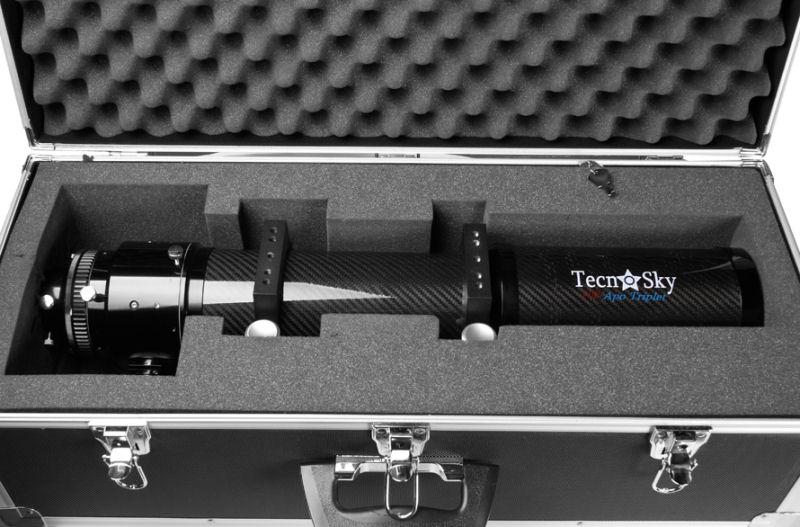 Tripletto Apo FPL53 Tecnosky 102/714mm