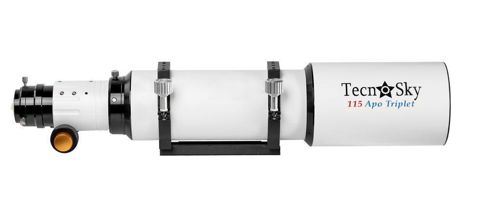 Rifrattore ApoTripletto 115/800 V2