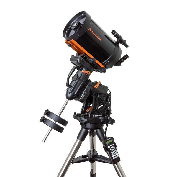 Telescopio Schmidt Cassegrain C8 XLT su montatura equatoriale CGX