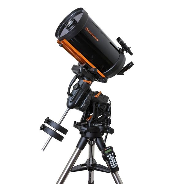 Telescopio Schmidt Cassegrain C9.25 XLT su montatura equatoriale CGX