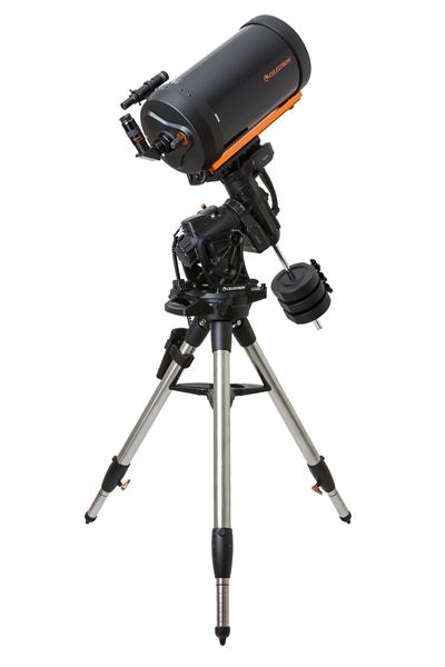 Telescopio Schmidt Cassegrain C11 XLT su montatura equatoriale CGX