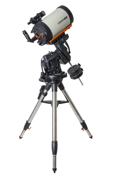 Telescopio Schmidt Cassegrain Edge HD 8 su montatura equatoriale CGX
