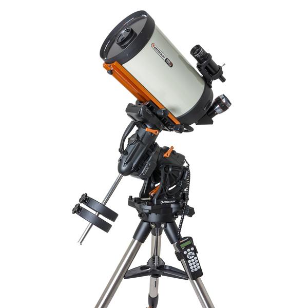 Telescopio Schmidt Cassegrain Edge HD 9.25 su montatura equatoriale CGX