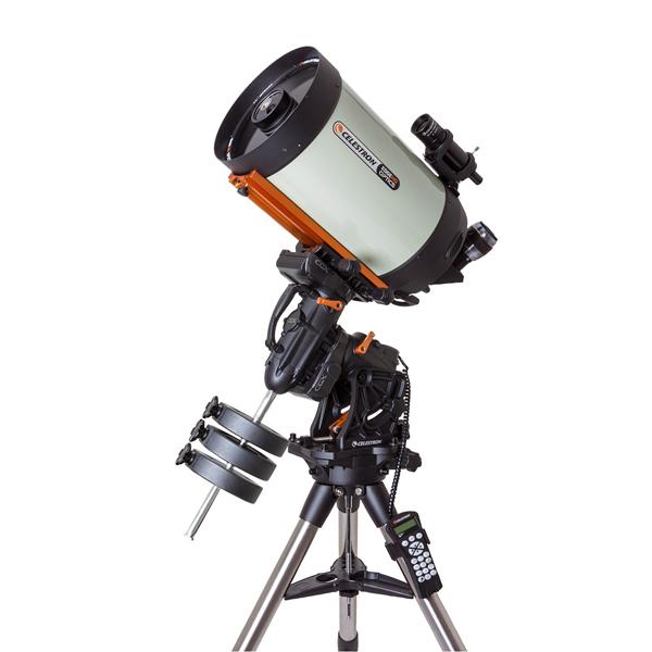Telescopio Schmidt Cassegrain Edge HD 11su montatura equatoriale CGX