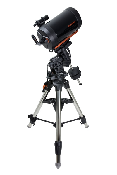 Telescopio Schmidt Cassegrain C11 XLT su montatura equatoriale CGX-L